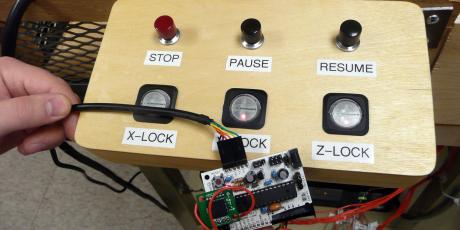 Sensor Enhanced Intuition: Hand Motion Controlled Robot