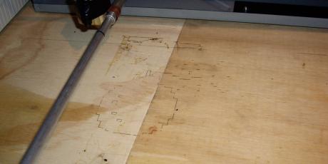 Laser Cutter and Plotter Program